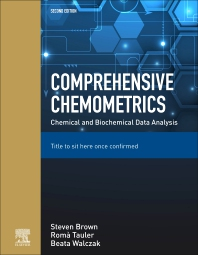 Cover image for Comprehensive Chemometrics