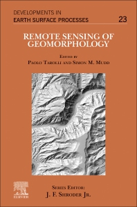 Cover image for Remote Sensing of Geomorphology