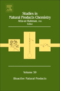 Studies in Natural Products Chemistry - 1st Edition - ISBN: 9780444641793, 9780444641809