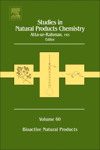 Studies in Natural Products Chemistry - 1st Edition - ISBN: 9780444641816, 9780444641823
