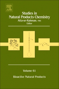 Studies in Natural Products Chemistry - 1st Edition - ISBN: 9780444641830, 9780444641847