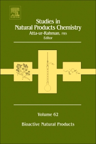Studies in Natural Products Chemistry - 1st Edition - ISBN: 9780444641854, 9780444641861