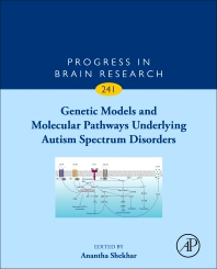 Cover image for Genetic Models and Molecular Pathways Underlying Autism Spectrum Disorders