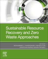 Cover image for Sustainable Resource Recovery and Zero Waste Approaches
