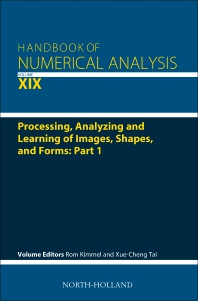 Cover image for Processing, Analyzing and Learning of Images, Shapes, and Forms: Part 1