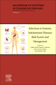 Cover image for Infections in Systemic Autoimmune Diseases: Risk Factors and Management