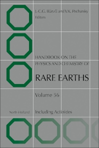 Handbook on the Physics and Chemistry of Rare Earths - 1st Edition - ISBN: 9780444642998, 9780444643001