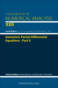 Cover image for Geometric Partial Differential Equations - Part 2