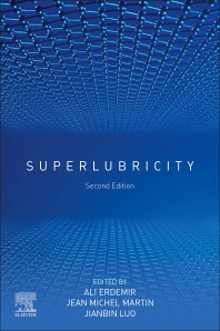 Cover image for Superlubricity