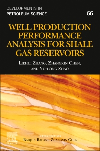 Cover image for Well Production Performance Analysis for Shale Gas Reservoirs