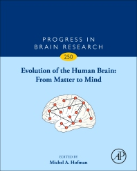 Cover image for Evolution of the Human Brain: From Matter to Mind