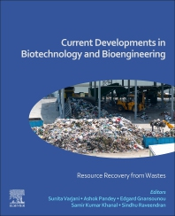 Current Developments in Biotechnology and Bioengineering - 1st Edition - ISBN: 9780444643216, 9780444643223