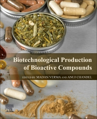 Cover image for Biotechnological Production of Bioactive Compounds