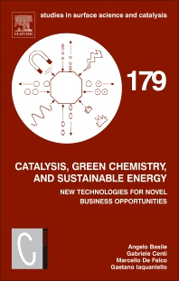 Cover image for Catalysis, Green Chemistry and Sustainable Energy