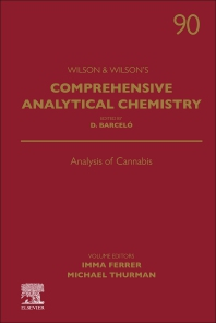 Cover image for Analysis of Cannabis