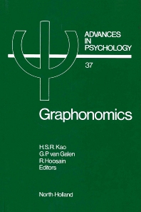 Graphonomics - 1st Edition - ISBN: 9780444700476, 9780080866918