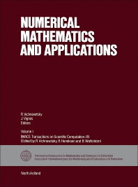 Numerical Mathematics and Applications - 1st Edition - ISBN: 9780444700674, 9781483295671