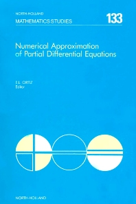 Cover image for Numerical Approximation of Partial Differential Equations