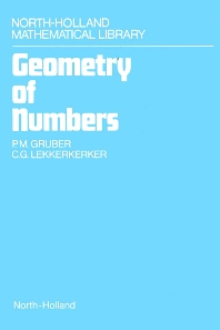 Geometry of Numbers - 2nd Edition - ISBN: 9780444701527, 9780080960234