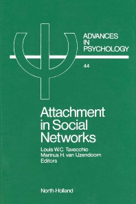 Attachment in Social Networks - 1st Edition - ISBN: 9780444701565, 9780080866987