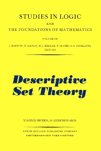 Cover image for Descriptive Set Theory