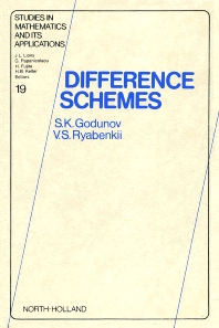 Cover image for Difference Schemes