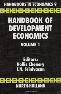 Handbook of Development Economics, 1st Edition,H. Chenery,T.N. Srinivasan,ISBN9780444703378