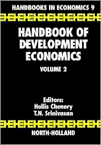 Handbook of Development Economics - 1st Edition - ISBN: 9780444703385, 9780080933054