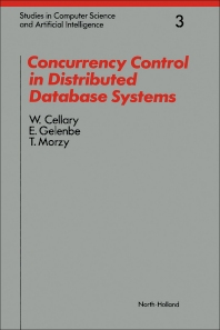 Cover image for Concurrency Control in Distributed Database Systems