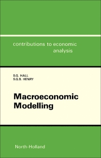 Cover image for Macroeconomic Modelling