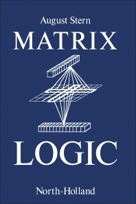 Cover image for Matrix Logic
