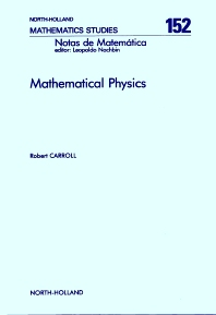 Mathematical Physics - 1st Edition - ISBN: 9780444704436, 9780080872636