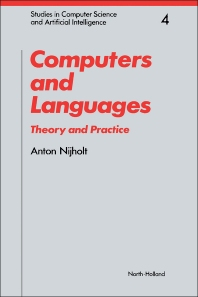 Cover image for Computers and Languages