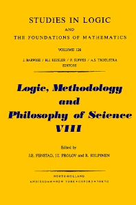 Cover image for Logic, Methodology and Philosophy of Science VIII