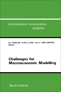 Cover image for Challenges for Macroeconomic Modelling