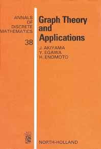 Cover image for Graph Theory and Applications