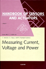 Measuring Current, Voltage and Power, 1st Edition,K. Iwansson,G. Sinapius,W. Hoornaert,S. Middelhoek,ISBN9780444720016