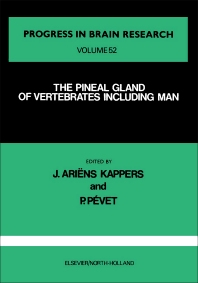 The Pineal Gland of Vertebrates Including Man - 1st Edition - ISBN: 9780444801142, 9780080861777
