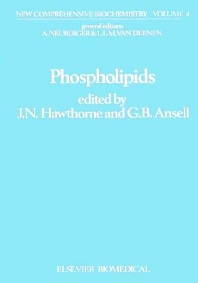 Phospholipids - 1st Edition - ISBN: 9780444804273, 9780080860626