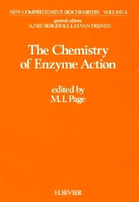 The Chemistry of Enzyme Action - 1st Edition - ISBN: 9780444805041, 9780080860640