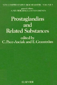 Cover image for Prostaglandins and Related Substances