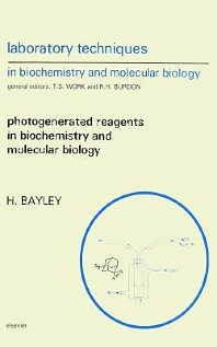 Cover image for Photogenerated Reagents in Biochemistry and Molecular Biology