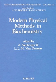 Modern Physical Methods in Biochemistry, Part A - 1st Edition - ISBN: 9780444806499, 9780080860695