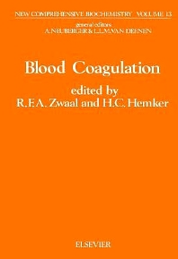 Blood Coagulation - 1st Edition - ISBN: 9780444807946, 9780080860725