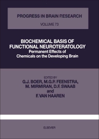 Biochemical Basis of Functional Neuroteratology - 1st Edition - ISBN: 9780444809704, 9780080861982