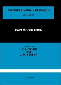 Pain Modulation - 1st Edition - ISBN: 9780444809841, 9780080862026