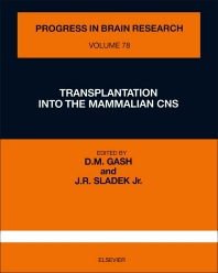 Transplantation into the Mammalian CNS - 1st Edition - ISBN: 9780444810120, 9780080862033