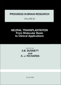Neural Transplantation - 1st Edition - ISBN: 9780444811370, 9780080862071
