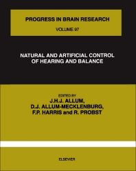 Natural and Artificial Control of Hearing and Balance - 1st Edition - ISBN: 9780444812520, 9780080862224