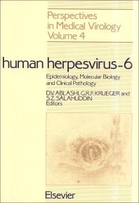 Cover image for Human Herpesvirus-6